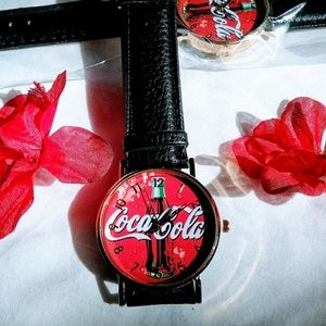 Brand new Coca-Cola collectible watch